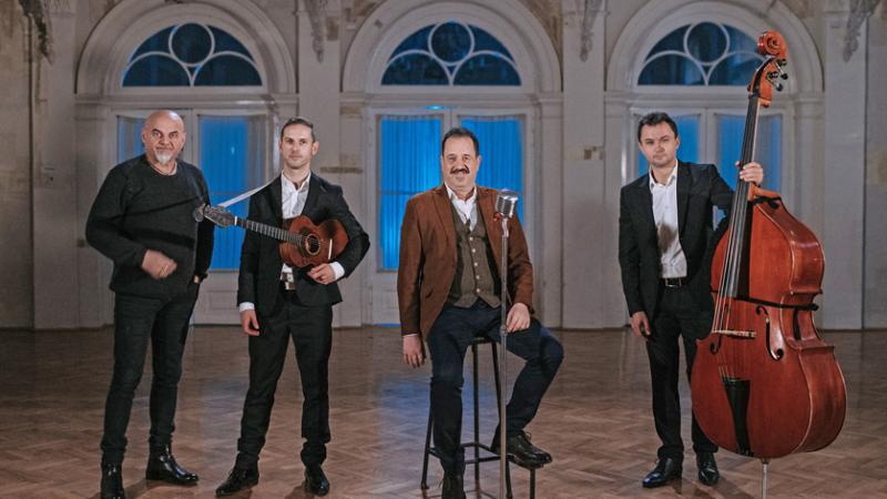 Etno jazzeri Hojsak&Novosel u donatorskoj misiji za Hrvatski glazbeni zavod