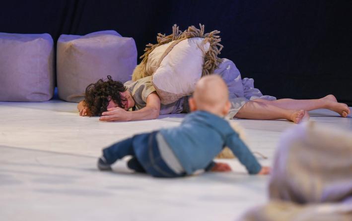'Ninabu': Predstava za bebe od 3 mjeseca u zagrebačkom kazalištu Mala scena!