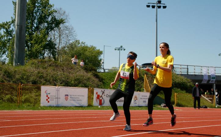 Priključite se ove subote 'The Blind Run' projektu i podržite Hrvatski savez slijepih