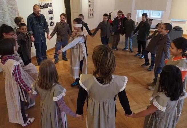 Muzejsko-pedagoške radionice u Hrvatskom školskom muzeju