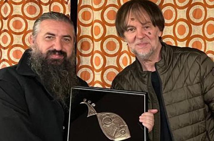 Nagrada Ohrid Festa za promicanje glazbe na Balkanu, uručena Miroslavu Rusu!