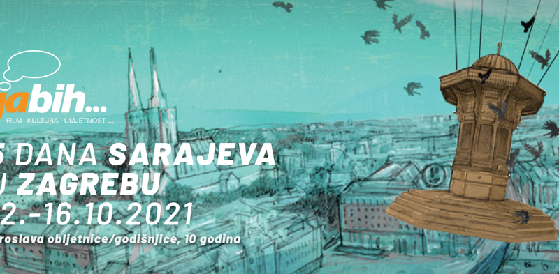 Pet dana Sarajeva u Zagrebu jubilarni deseti put: Pet dana kulture i druženja